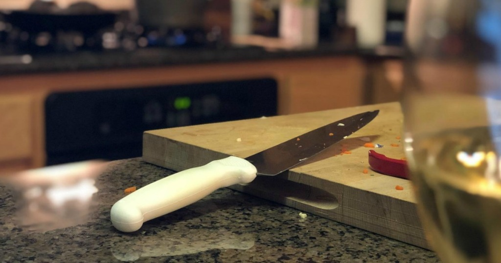 Mercer Chef Knife
