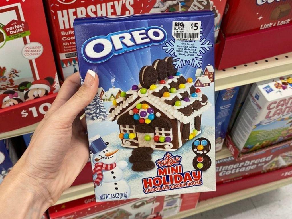 Oreo Mini Gingerbread House Kit