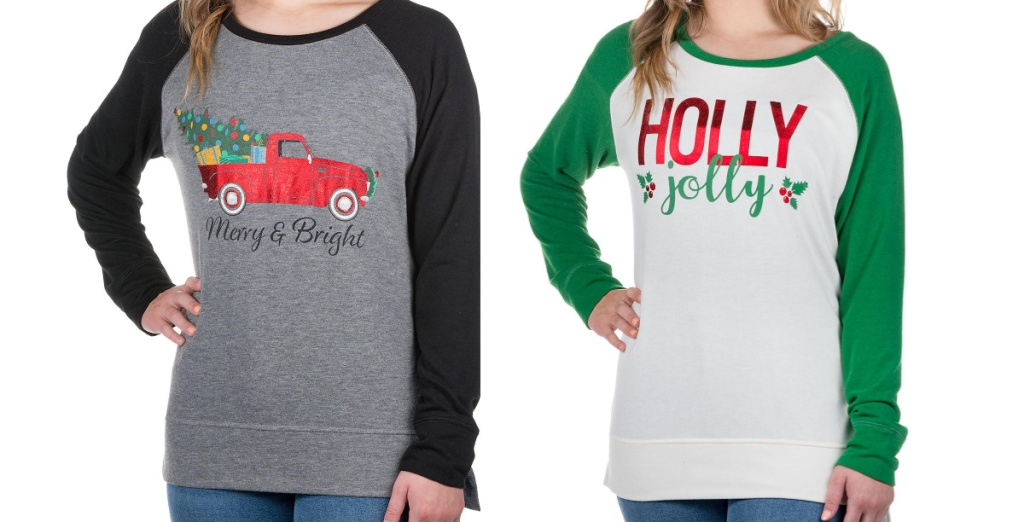 Modern Canvas Holiday T-Shirt