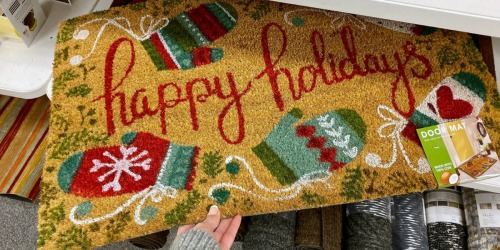 Mohawk Christmas Doormats as Low as $8 Shipped at Kohl's