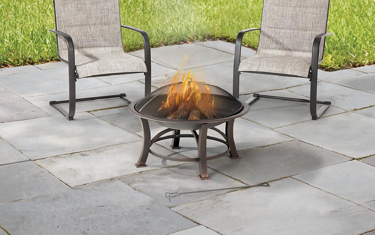 Mosaic 30-inch Vera Fire Pit