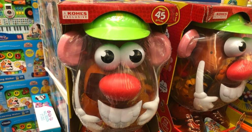 Mr. Potato Head in Kohl's