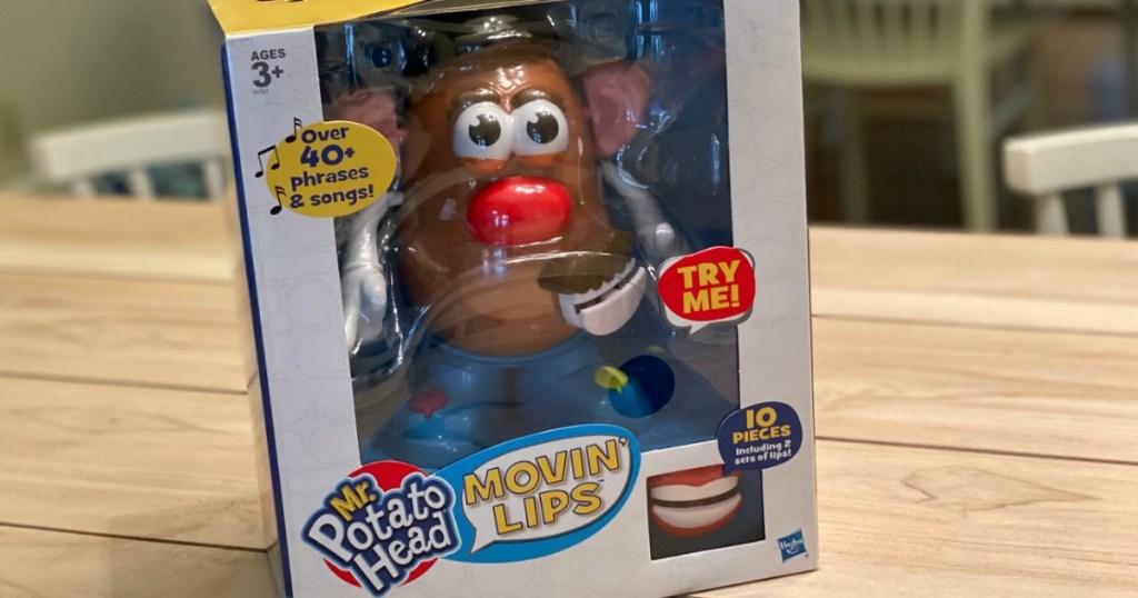 Mr. Potato Head Movin' Lips in box