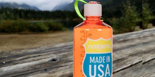 Nalgene 32oz Water Bottles Only $5.99 Shipped at Sierra