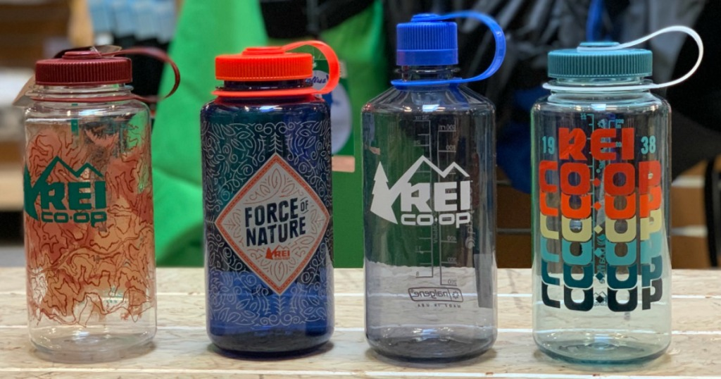 Nalgene Water Bottles at REI