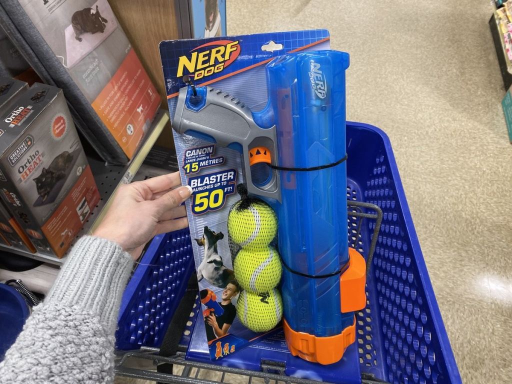 Nerf Blaster for Dogs