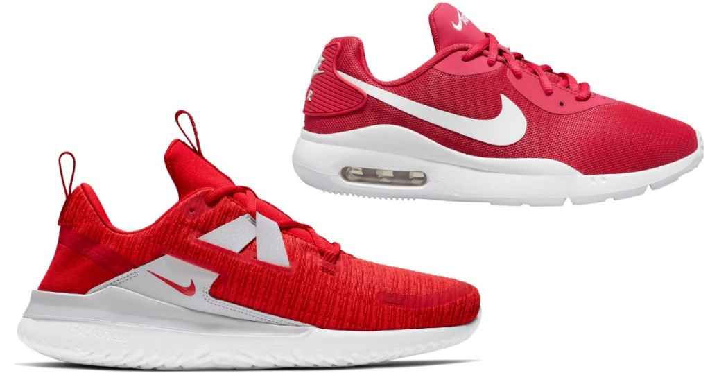 Nike Oketo and Nike Renew