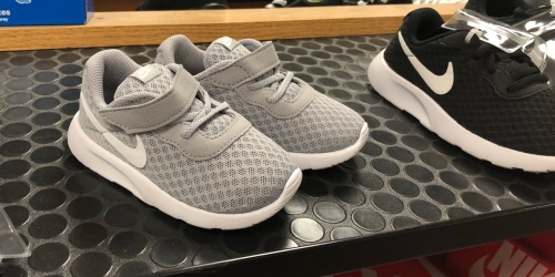 TWO Pairs of Nike Kids Shoes Only $49.98 + Get $15 Kohl's Cash