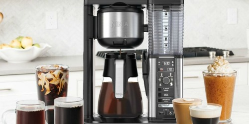 Ninja Specialty Coffee Maker Only $79.99 Shipped + Get $10 Kohl's Cash