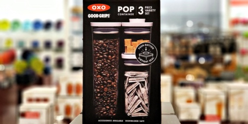 60% Off OXO Food Storage Container Sets at Macy's