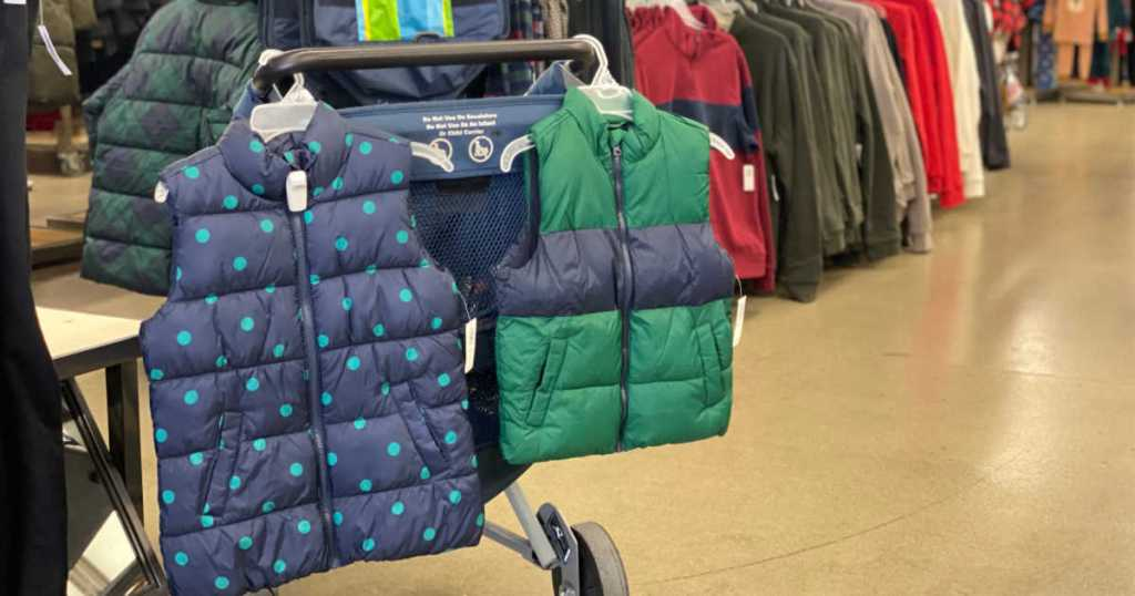 Old Navy Frost-Free Jacket