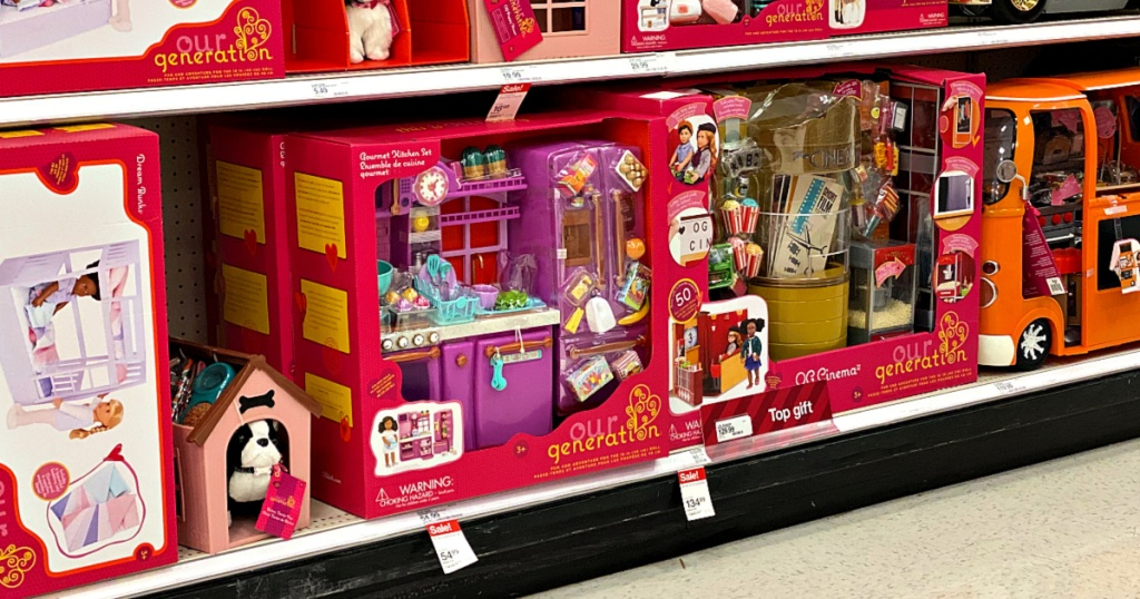 Our Generation Toy Sets at Target