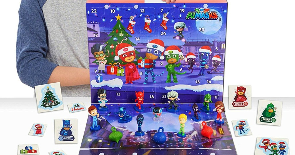 PJ Masks Advent Calendar