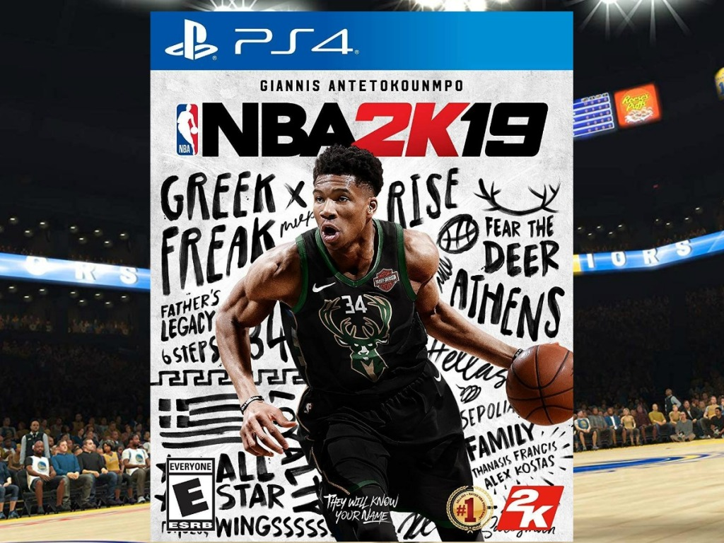 NBA2K19 for PS4