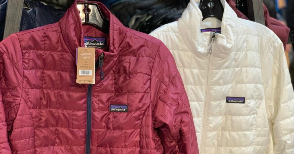 Patagonia Women's Puffer Coats