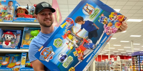 Paw Patrol Super Mighty Pups Lookout Tower as Low as $52.49 Shipped (Regularly $100)