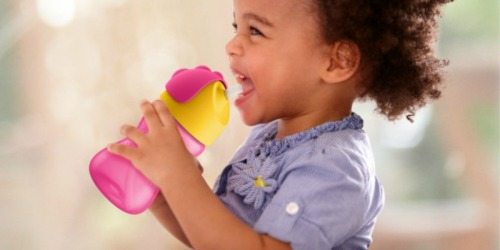 Philips AVENT My Bendy Straw Cup 2-Packs Only $5.59 | Just $2.80 Each