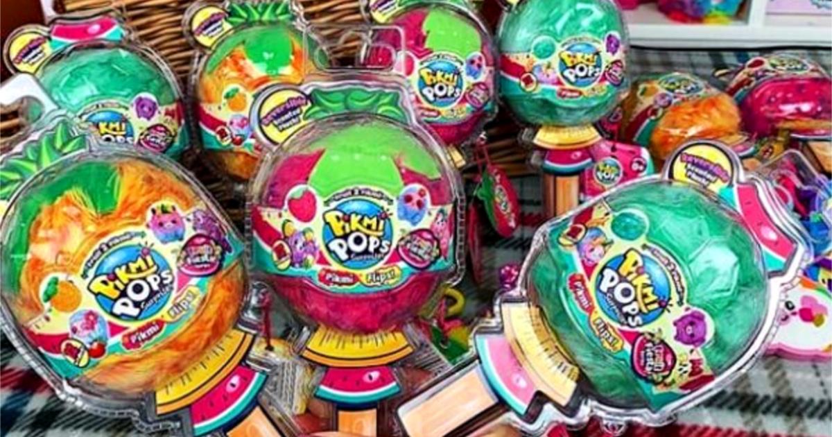 Pikmi Pops Pikmi Flips Fruit Fiesta Blind Single Pack