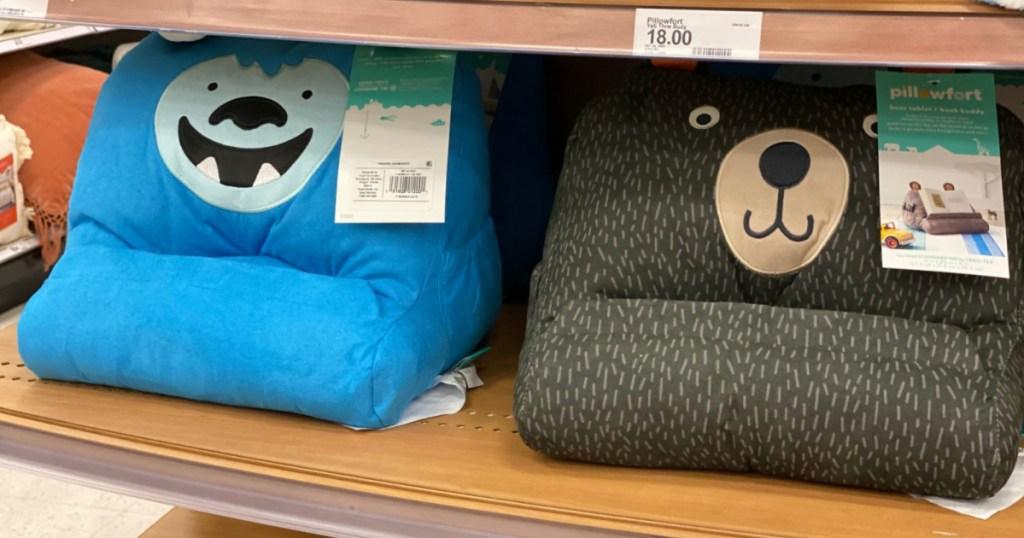 pillowfort tablet holders at target