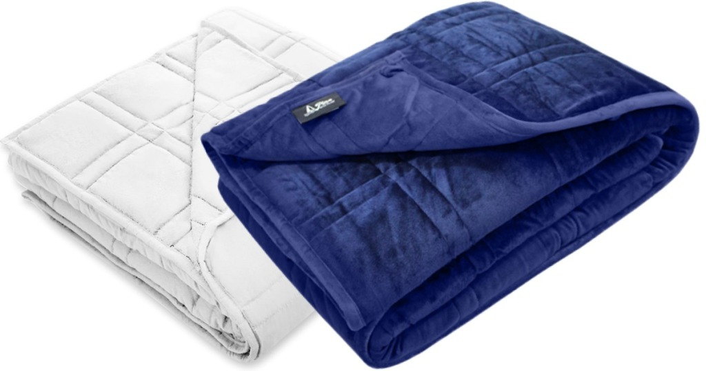 Pine Polyester Weighted Blanket