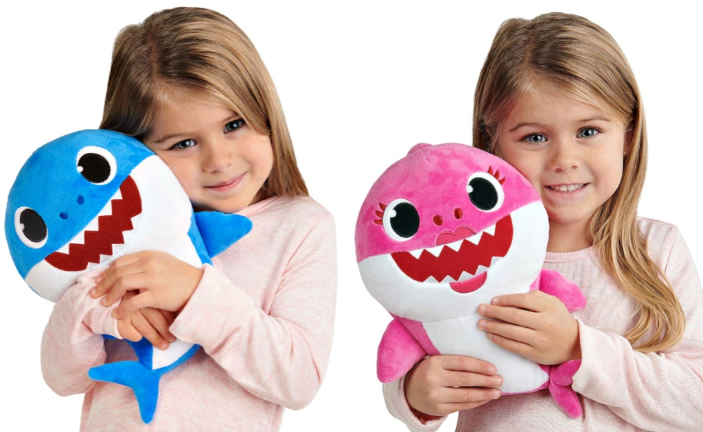 Pinkfong Baby Shark Official Daddy & Mommy Shark