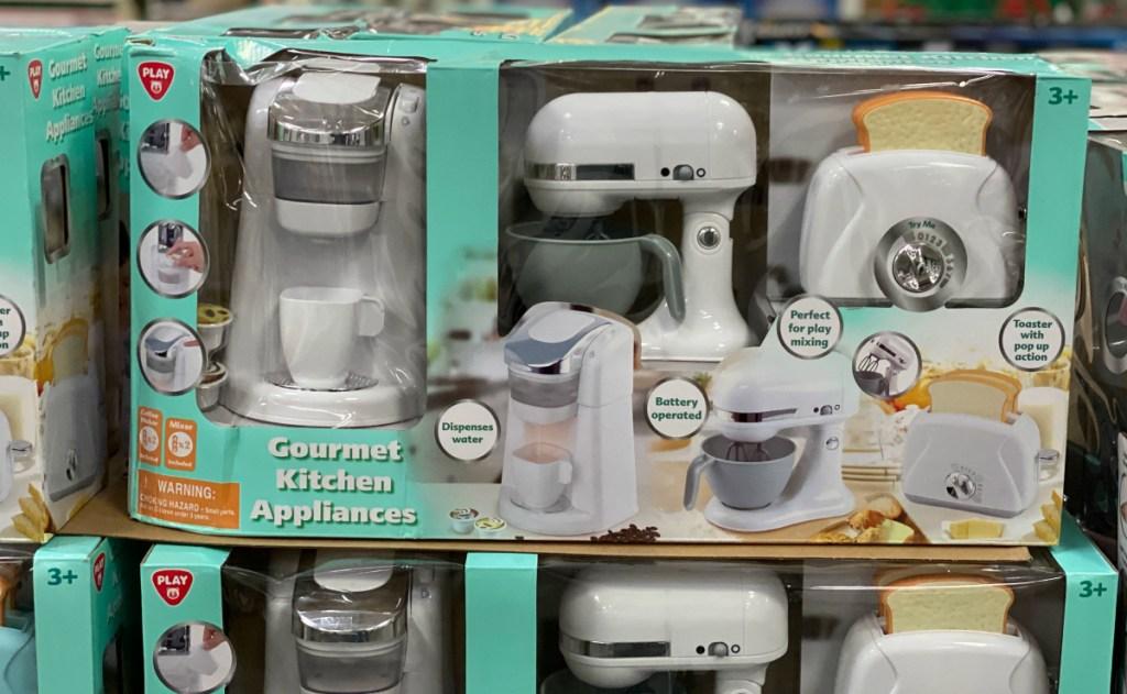 Playgo Toys Gourmet Kitchen Appliances