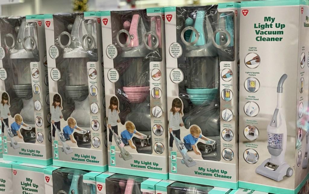 Playgo Toys My Light Up Vacuum