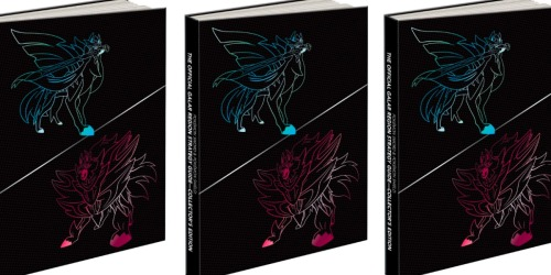 Pre-Order Pokémon Galar Region Collector's Edition Hardcover Book Only $24.70 Shipped on Amazon