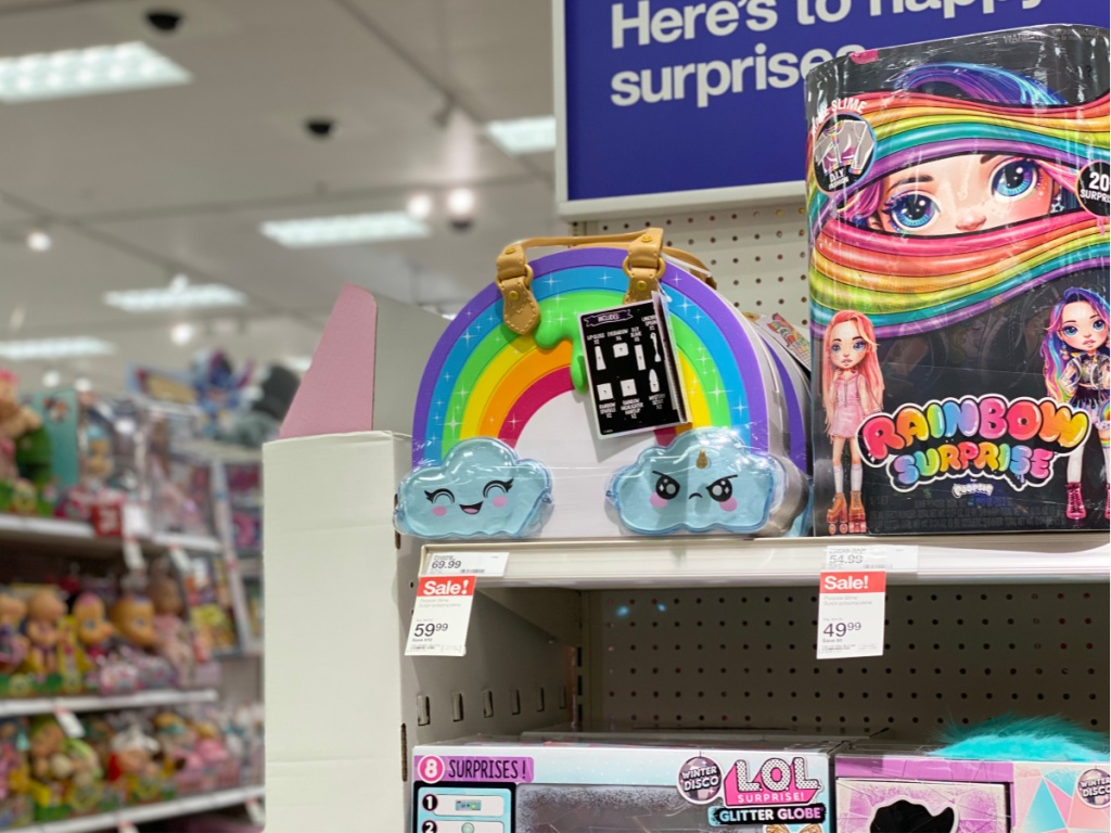 poopsi box on shelf