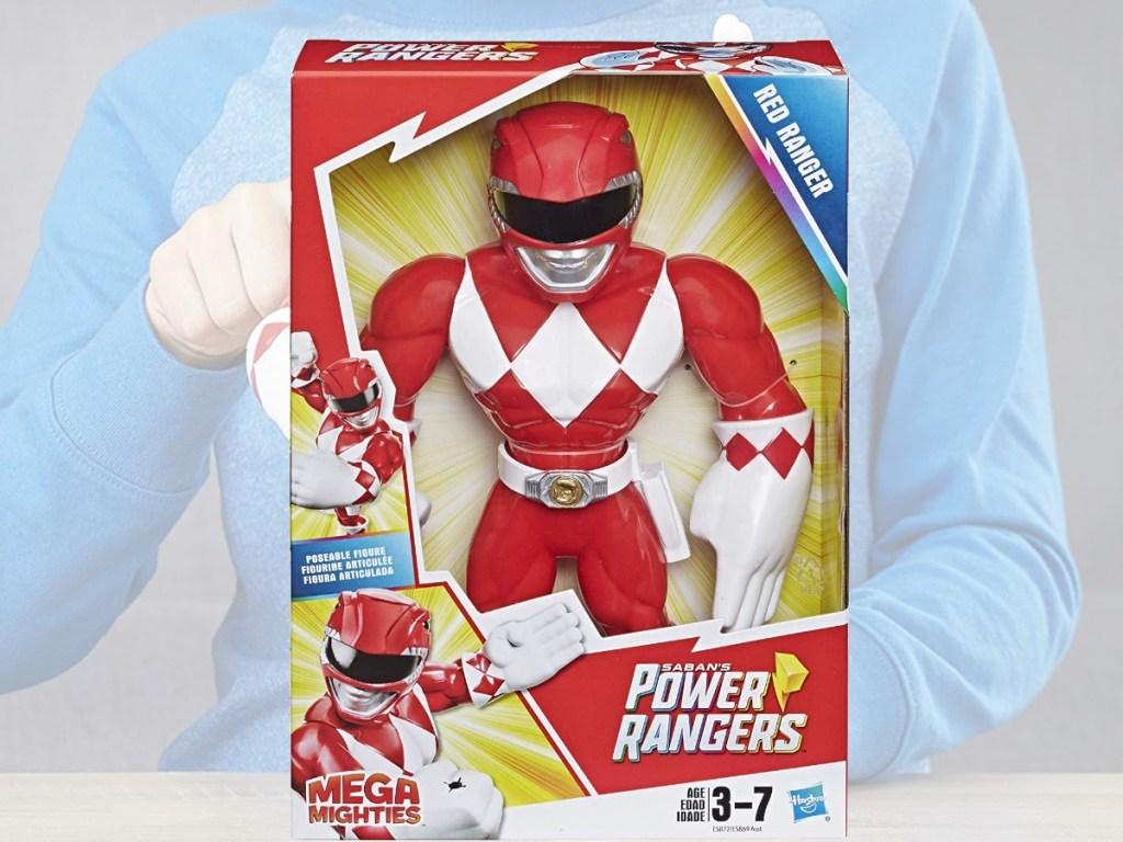 Red Power Ranger Toy Amazon