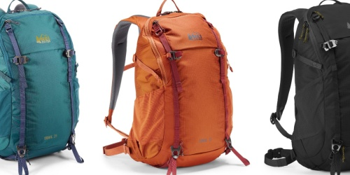REI Co-op Trail 25 Pack Only $27.89 (Regularly $80)