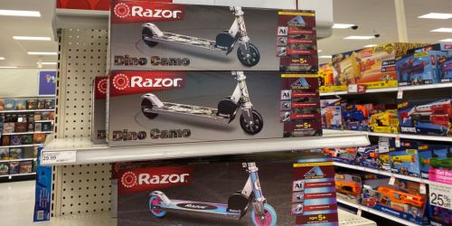 Up to 45% Off Razor Scooters, Electric Bikes, and More at Target + FREE Shipping