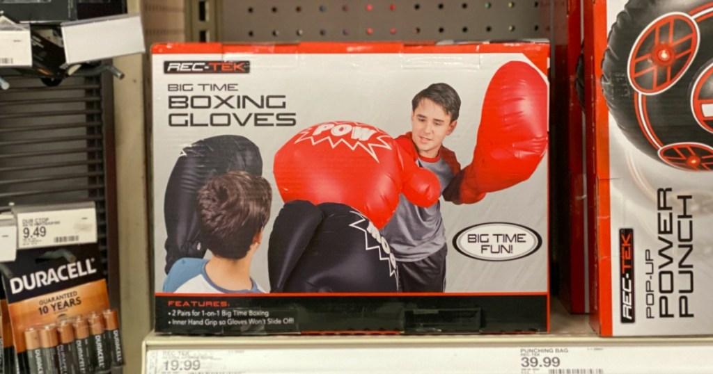 Rec-Tek Boxing Gloves