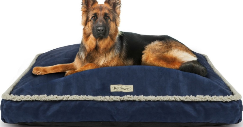 Retriever Pet Bed