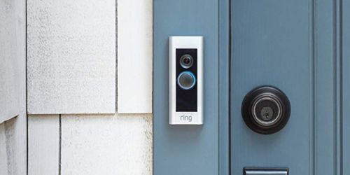 Ring Doorbell Pro & Chime Pro Bundle Only $179.99 Shipped at Best Buy + FREE Amazon Echo Show