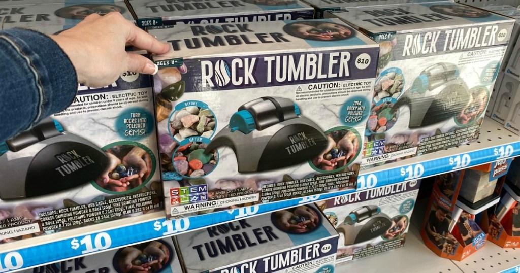 Rock Tumbler at Five Below