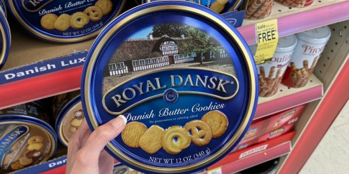 Buy One, Get One Free Royal Dansk Danish Butter Cookies at Walgreens