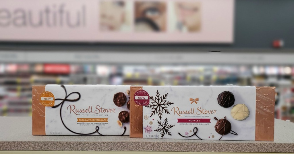 Russell Stover Boxed Chocolates at Walgreens