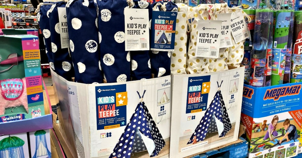 Sam's Club Black Friday Kid's TeePee