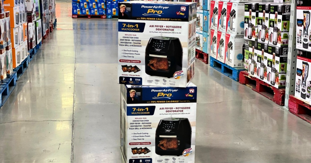 Sam's Club Black Friday Power AirFryer Oven