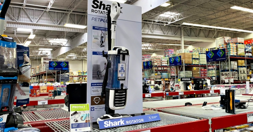 Sam's Club Black Friday Shark Vacuum