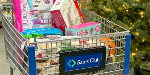 Sam's Club Unveils a Brand New Approach to Black Friday 2020