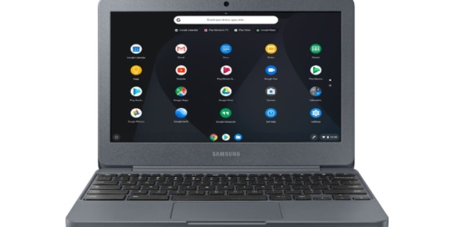 Samsung 11.6″ Chromebook Only $89 Shipped (Regularly $189)