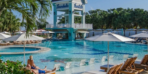 Here's How to Score FREE Waterford Wine Glasses with Your Sandals Resort Vacation