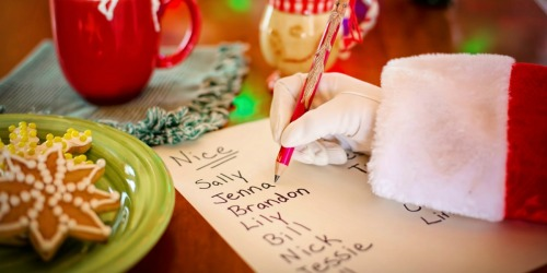 USPS Operation Santa – Brighten a Child's Christmas By Helping Santa Answer His Mail!