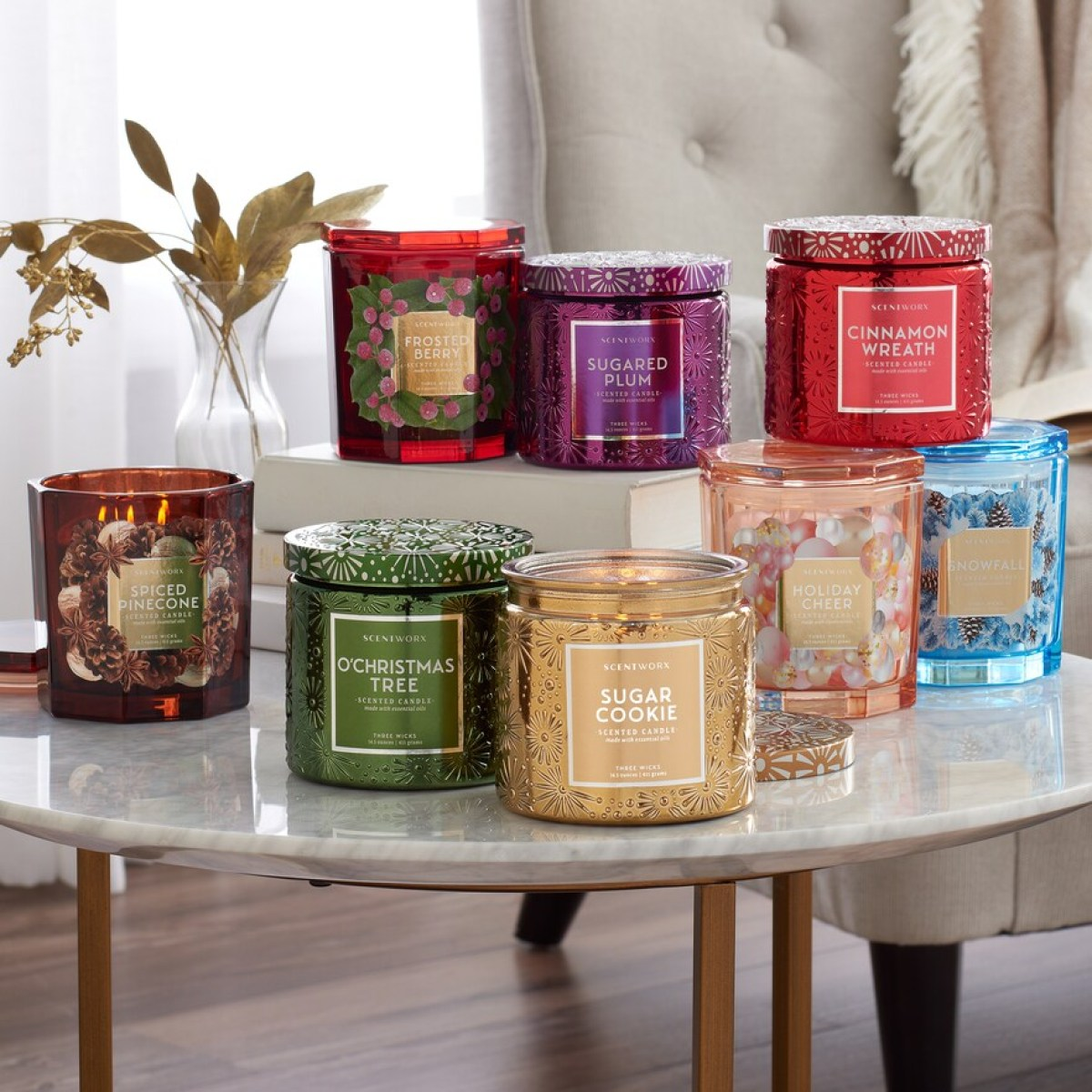 Scentworx Candles