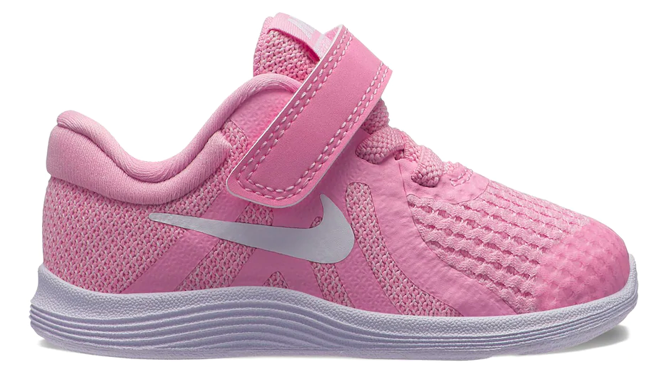 Nike Sneakers in pink and white