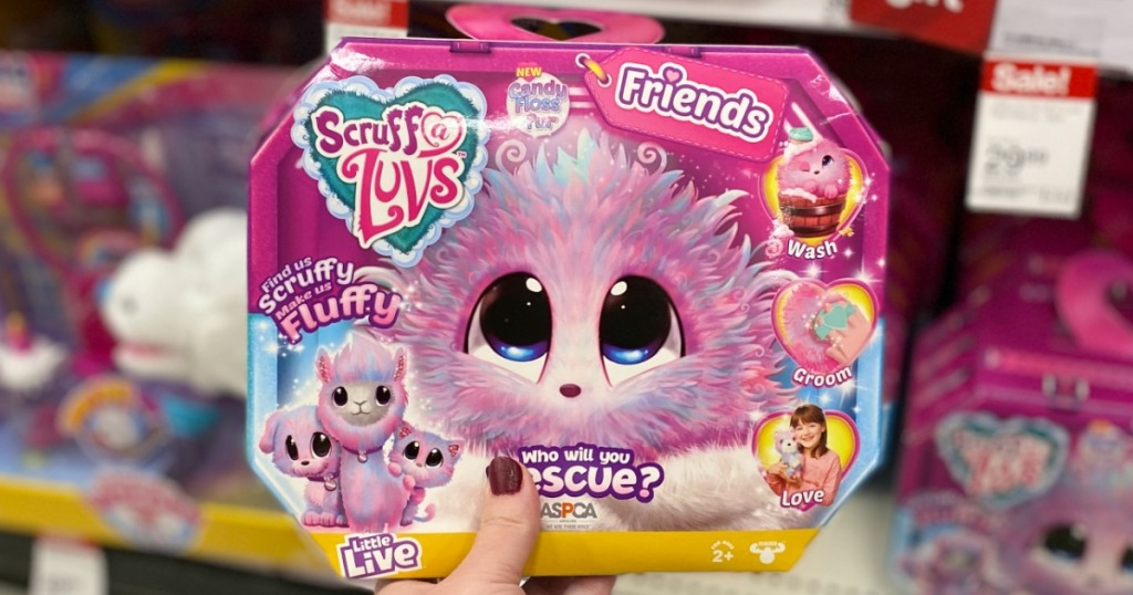 ScruffaLuvs Friends