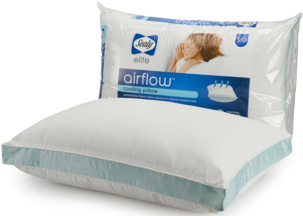Sealy Cooling Pillows in package