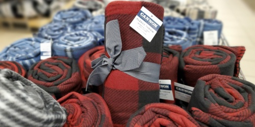 Sears Black Friday 2020 Sales   $3.99 Fleece Throws, $9.99 Jeans & More